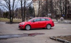 Opel Astra station wagon