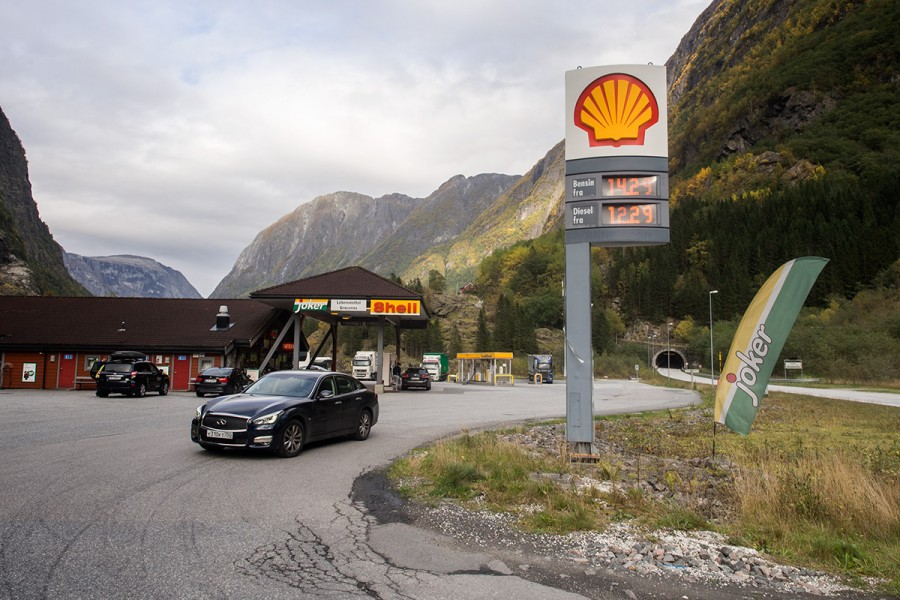 Shell Norway