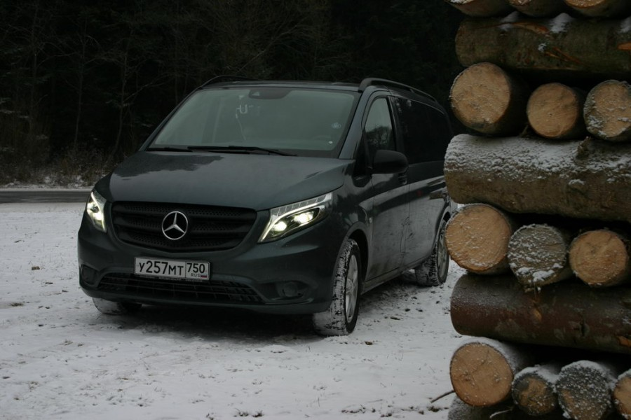 TurboAnimals - Mercedes-Benz Vito Tourer