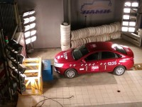 LADA VESTA CRASH TEST