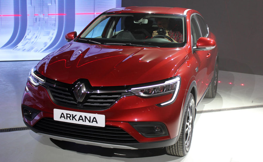 Renault Arkana Edition One