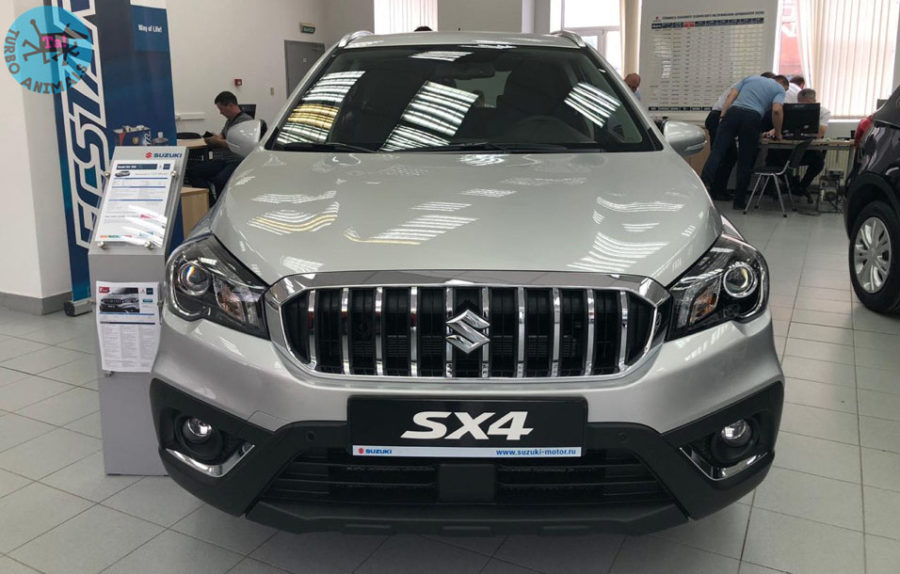 Suzuki SX4 Tabi Powered by Pioneer